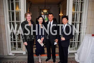 Kyle Samperton, March 25, 2010, WL Fashion Awards, Textile Museum, MaryClaire Ramsey, Yoriko Fujisaki, Nicholas Munafo, Shoji Takahashi