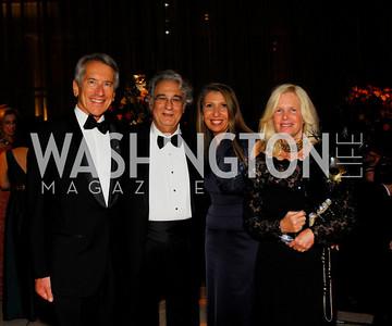 Kyle Samperton,September 11,2010,Washington Opera Gala,Gulio SantAgata,Placido Domingo,Antonella Cinque,Susan Blumenthal