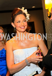 Ashley Judd. Photo by Tony Powell. WHCAD pre-parties. Hilton Hotel. May 1, 2010