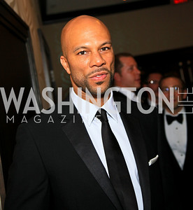 Rapper and actor Common. Photo by Tony Powell. WHCAD pre-parties. Hilton Hotel. May 1, 2010