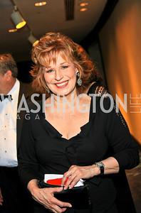 Joy Behar. Photo by Tony Powell. WHCAD pre-parties. Hilton Hotel. May 1, 2010