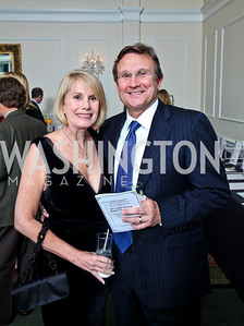 Photo by Tony Powell. Susie and Ron Smith. Wings of Hope Gala. Trump Golf Club. November 6, 2010