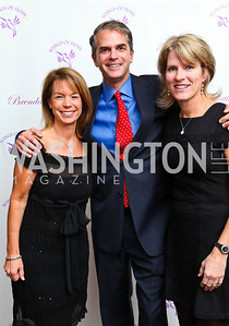 Photo by Tony Powell. Karen Ehrensaal, John and Barbara Yosaitis. Wings of Hope Gala. Trump Golf Club. November 6, 2010