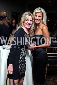 Photo by Tony Powell. Sandy Lebowitz, Wendy Edwards. Wings of Hope Gala. Trump Golf Club. November 6, 2010