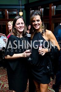 Photo by Tony Powell. Frieda Abushacra, Diane Schuler. Wings of Hope Gala. Trump Golf Club. November 6, 2010