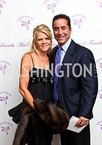 Photo by Tony Powell. Lauren and Jack Mencia. Wings of Hope Gala. Trump Golf Club. November 6, 2010