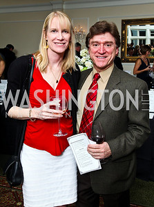 Photo by Tony Powell. Teri and Steve Vito. Wings of Hope Gala. Trump Golf Club. November 6, 2010