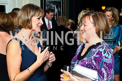 Photo by Tony Powell. Liz MacDonald, Debbie Passuth. Wings of Hope Gala. Trump Golf Club. November 6, 2010