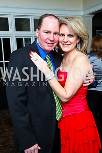 Photo by Tony Powell. Jeff Armour, Valentina Adeler Armour. Wings of Hope Gala. Trump Golf Club. November 6, 2010