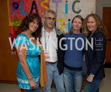 Kyle Samperton,September 12,2010,Plastic Pollution Coalition Reception,Julia Cohen,David Corn,Walmoed Laanstra,Dianna Cohen