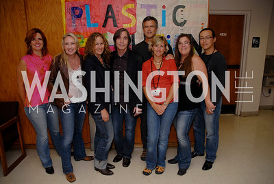 Kyle Samperton,September 12,2010,Plastic Pollution Coalition Reception,Ann Luskey,Sharri Sant Plummer,Dianna Cohen,Jackson Browne,Jim Toomy,Valerie Toomey,Buffy Redsecker,Alan Chung