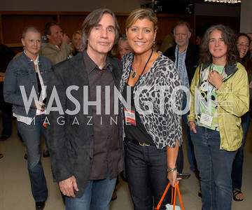 Kyle Samperton,September 12,2010,Plastic Pollution Coalition Reception,Jackson Browne,Aimee Christensen