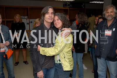 Kyle Samperton,September 12,2010,Plastic Pollution Coalition Reception,Jackson Browne,Gillian Caldwell