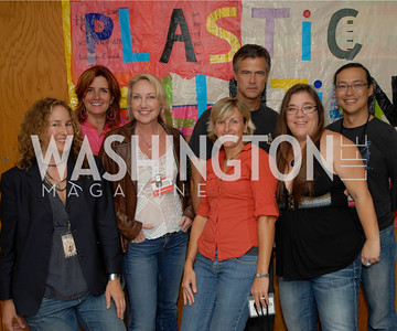 Kyle Samperton,September 12,2010,Plastic Pollution Coalition Reception,Dianna Cohen,Ann Luskey.Sharri Sant Plummer,Valerie Toomey,Jim Toomey,Buffy Redsecker,Alan Chung