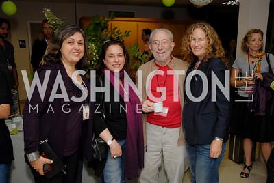 Kyle Samperton,September 12,2010,Plastic Pollution Coalition Reception,Daniella Russo,Sharon Gelman,Norman Gelman,Dianna Cohen