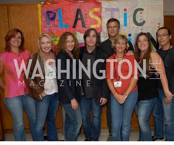 Kyle Samperton,September 12,2010,Plastic Pollution Coalition Reception,Ann Luskey,Sharri Sant Plummer,Dianna Cohen,Jackson Browne,Jim Toomy,Valerie Toomey,Buffy Redsecker,Alan Chung