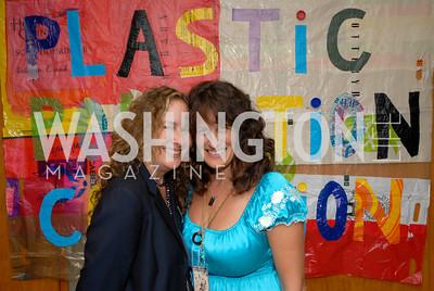 Kyle Samperton,September 12,2010,Plastic Pollution Coalition Reception,Dianna Cohen,Julia Cohen