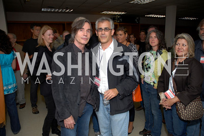 Kyle Samperton,September 12,2010,Plastic Pollution Coalition Reception,Jackson Browne,David Corn
