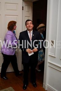 Kyle Samperton, May 12, 2010, Woodrow Wilson House Garden Party, Frank Aucella