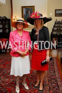Kyle Samperton, May 12, 2010, Woodrow Wilson House Garden Party, Elizabeth Nottingham, Lisa Frolla
