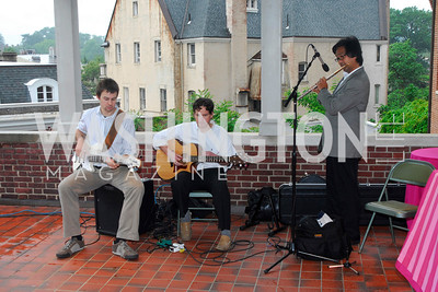 Kyle Samperton, May 12, 2010, Woodrow Wilson House Garden Party,