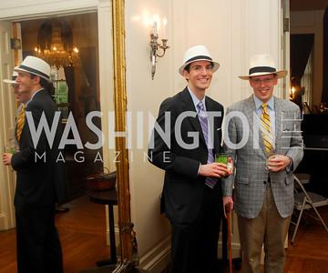 Kyle Samperton, May 12, 2010, Woodrow Wilson House Garden Party, Graham Green, Brain Cahill