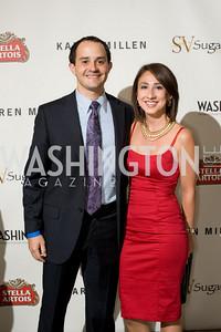 Eloy Martinez, Hillary Ashford