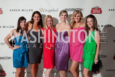 Christina Willa, Tate Wyost, Marybeth Colen, Ashley Taylor,