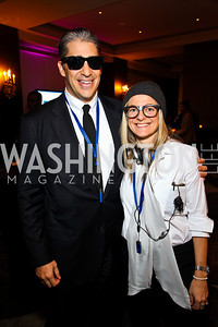 Photo by Tony Powell. Gerald and Kate Chertavian. Year Up Gala. W Hotel. November 17, 2010