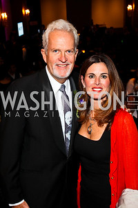 Photo by Tony Powell. Jack Davies, Michelle Freeman. Year Up Gala. W Hotel. November 17, 2010