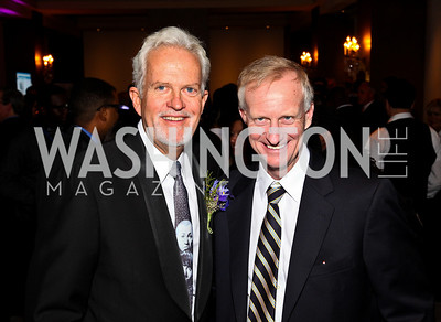 Photo by Tony Powell. Jack Davies, Jack Evans. Year Up Gala. W Hotel. November 17, 2010
