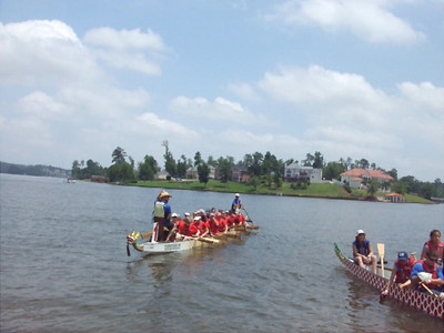 Dragon Boat Competition