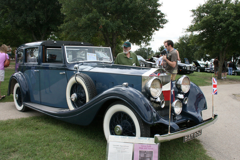 Gordon Dysart's 55TA 1934 PII Gurney Nutting