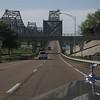 Bridge across the Mississippi River at Natchez