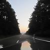 Departing Natchez at dawn en route to Nashville.