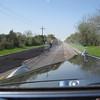 oops... Bad choice of road bunkie!!!