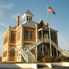 Grimes County Court House in Anderson, Tx built in 1883.