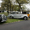 L to R<br /> <br /> 1954 Bentley R-Type - BY114D<br /> <br /> 1953 Bentley R Type - B361TO<br /> <br /> 1937 RR 25/30 - L24T