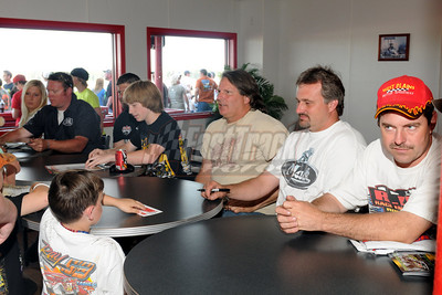 Ray Cook, Dennis Erb, Scott Bloomquist