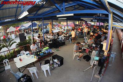 2010 Worlds Warm Up - Pattaya - Wednesday Practice