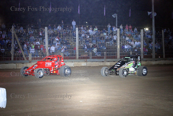 September 10, 2010 - USAC Sprint show