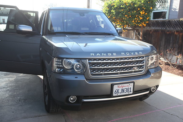 2010 Range Rover Autobiography - prepurchase inspection