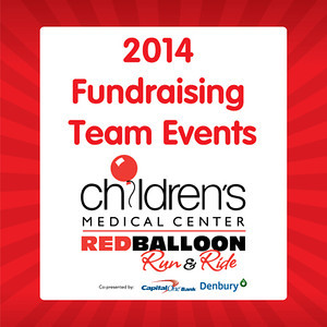 2014 Fundraising Team Events