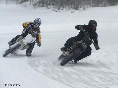 2010-02-07 Black River ice races