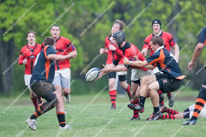Brighton Bulldogs vs. Birmingham Bucs<br /> High School Rugby<br /> 2010
