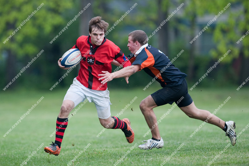 Brighton Bulldogs vs. Birmingham Bucs<br /> High School Rugby<br /> 2010