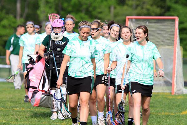 2010 Girls Varsity Lacrosse