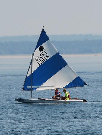 2010 Sailing school