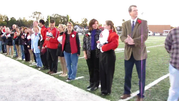 '10Chardon Band Senior/Parent Night