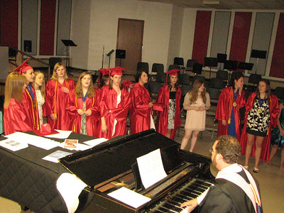 '10Chardon High School Commencement